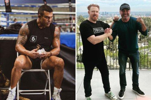 Oscar De La Hoya, 48, to fight Vitor Belfort, 44, in pro bout NOT exhibition
