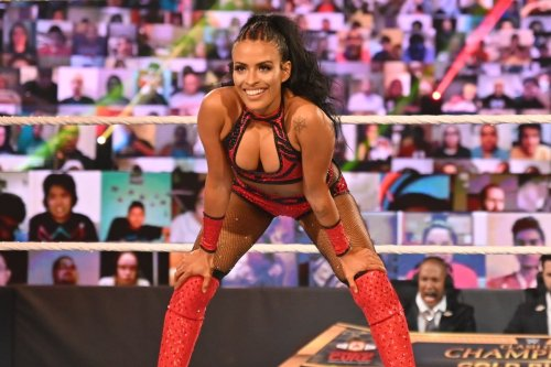 Zelina Vega 'set to make shock WWE return just seven-months after being axed