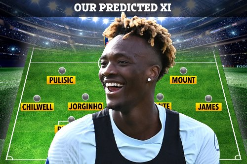 How Chelsea could line up against Brighton with Abraham in contention after axe