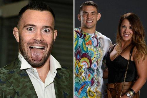 Covington slams 'fake nice guy' Dustin Poirier and UFC star's wife Jolie