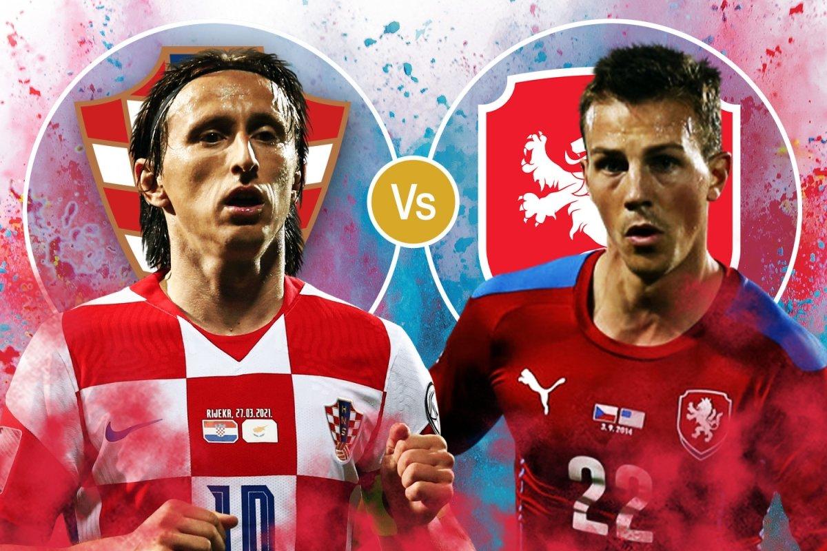 Croatia vs Czech Republic Full Match & Highlights 18 June 2021