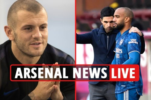 Arsenal news LIVE: Lacazette 'to snub deal', Oxlade-Chamberlain transfer EXCLUSIVE, Wilshere reaction to retirement talk