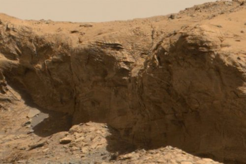 UFO hunter sees 'ancient alien face' that resembles Mount Rushmore on Mars