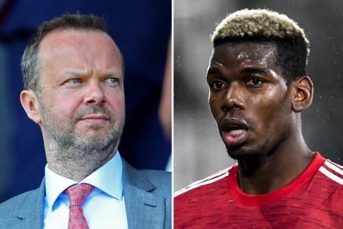 Man Utd will have to pay Pogba £15m in wages even if he QUITS in summer transfer