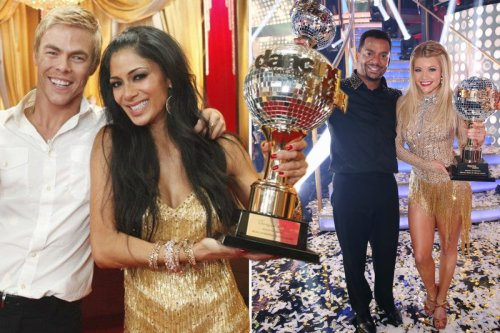 The complete Dancing With The Stars winners list from season 1 to season 28