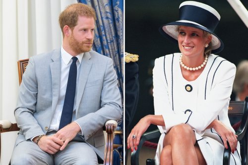 Harry 'to return to the UK in the next 24 hours' for Diana memorial