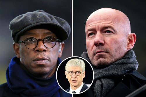 Ian Wright and Alan Shearer lay into European Super League rebels while Arsenal great Wenger calls on football to unite