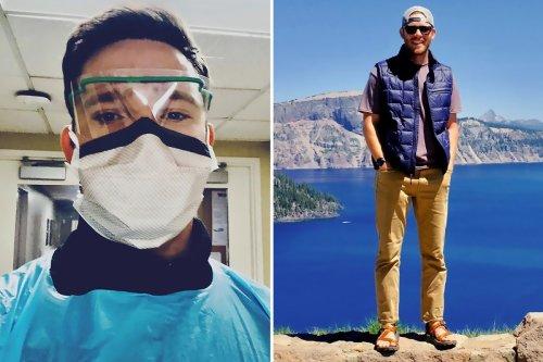 Nurse witnesses heartbroken wife say goodbye to her husband over Facetime