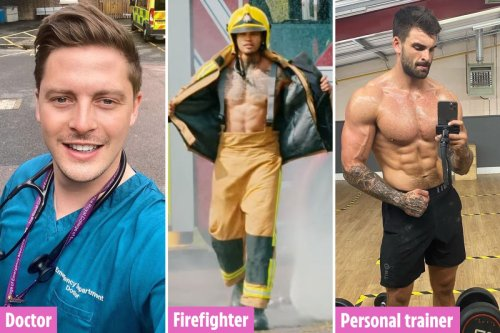 The sexiest jobs in the UK revealed - so is YOUR profession on the list?