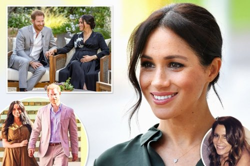 We love seeing Meghan Markle take on the stick-up-their-a** Royal Family