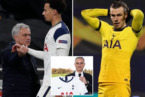 Five signs it was going wrong for Mourinho, including falling out with Alli