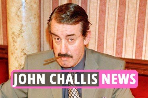 Tributes as beloved Boycie actor John Challis dies aged 79 after battling cancer
