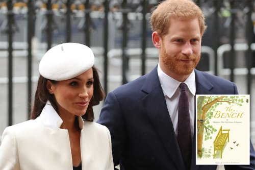 Is Meghan Markle's new book sending a coded message about Harry's army ambitions? Royal expert Ingrid Seward reveals all
