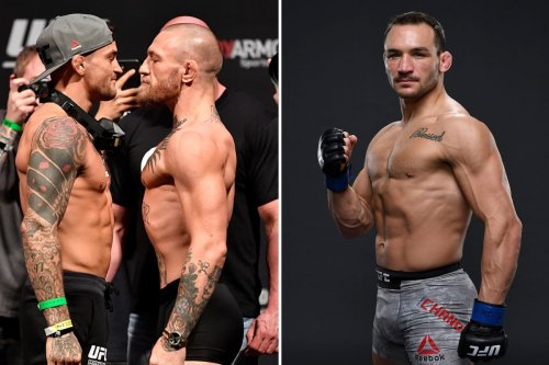 Michael Chandler hoping Conor McGregor wins crucial UFC 264 trilogy with Poirier