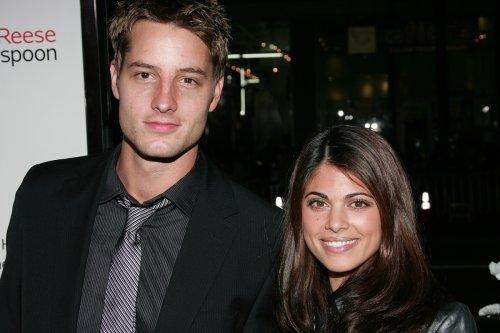 Who is Justin Hartley's first wife Lindsay Korman-Hartley?