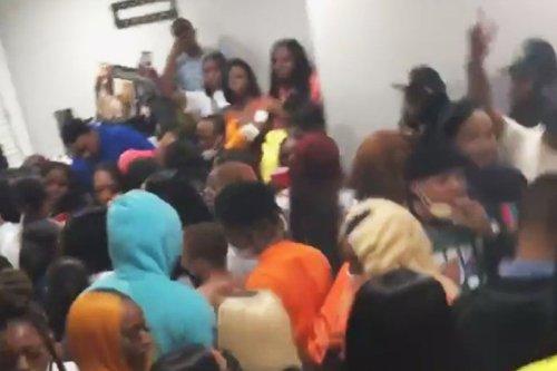 Video shows 'massive Chicago house party' during coronavirus lockdown'