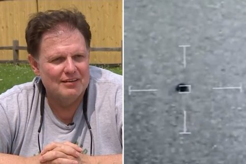 Meteorologist who spotted UFO on radar in 1994 says report is 'vindication'