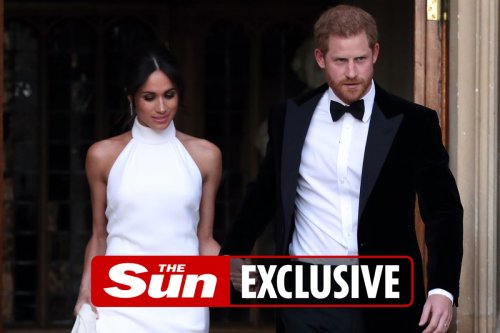 Towie stars recreate Prince Harry and Meghan Markle's wedding with their carousel at finale wrap party