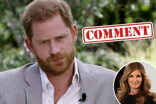 Hard to feel pity for Prince Harry wailing about fame...to the world