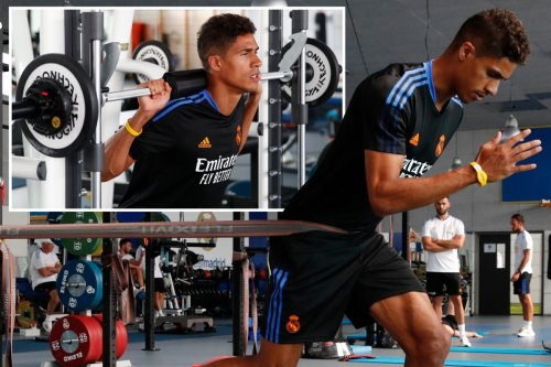 Man Utd fear Varane could be using them to get bumper pay-rise from Real Madrid