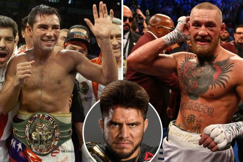 McGregor 'wouldn't last a minute' with De La Hoya in boxing ring, says Cejudo