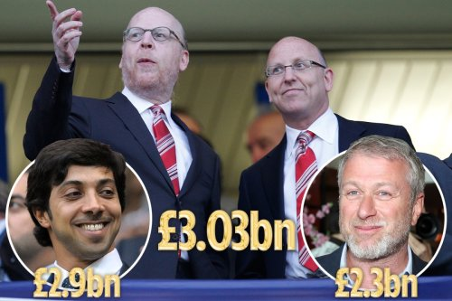 The owners of European Super League Dirty Dozen revealed including six PL teams