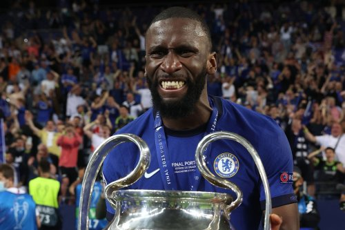 Rudiger 'considering quitting Chelsea next year unless he gets better deal'