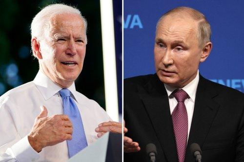 Biden 'FAILED Putin's test when US scrambled F-22 jets'