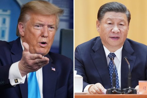 Donald Trump orders China to pay 'ten trillion dollars to US' over Covid crisis