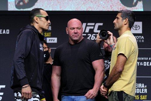 Tony Ferguson vows to hit Dariush 'so f***ing hard' ahead of UFC 262 clash