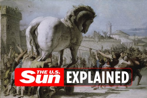 Was the Trojan Horse a true story?