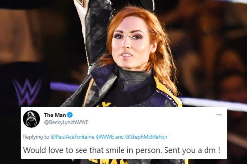 WWE star Lynch in heartwarming offer to meet disabled fan who can't walk or talk