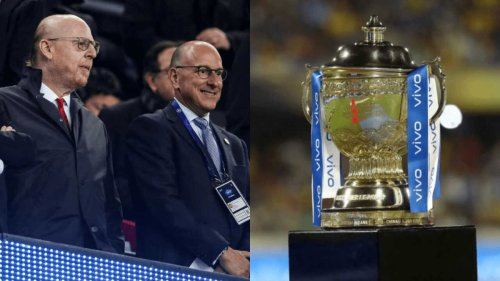IPL 2022: Manchester United's owner Glazers show interest in buying an IPL team