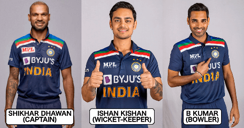 Predicted Second String Squad For India's Limited-Overs Tour of Sri Lanka