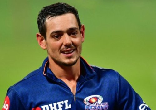 IPL 2021: Mitchell McClenaghan posts a hilarious question featuring Quinton de Kock on Twitter