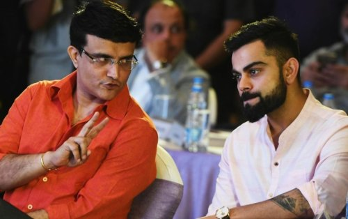 BCCI chief Ganguly responds to Virat Kohli decision to quit as T20 captain after T20 WC 2021
