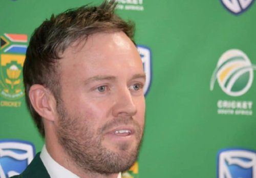 AB de Villiers will never again represent South Africa in the future