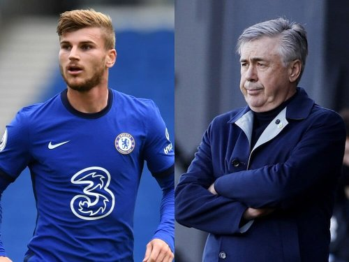 Carlo Ancelotti wants Real Madrid to sign Chelsea star Timo Werner