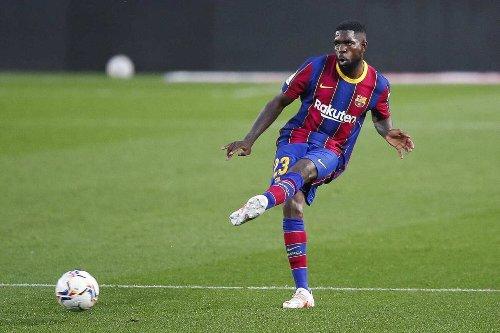 Premier League clubs enter race to sign Samuel Umtiti