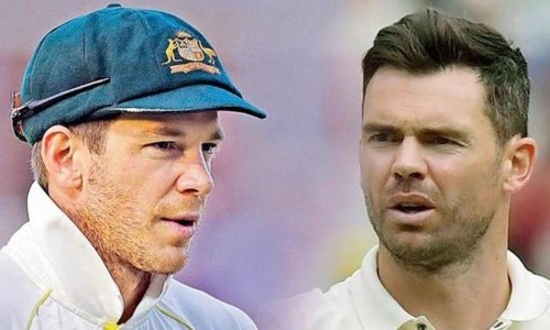 Ashes 2021-22: James Anderson hits out at Tim Paine, terms his talk a distraction tactic
