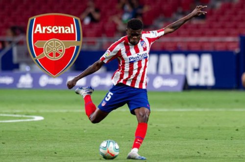 Thomas Partey to Arsenal, Arsenal fans shocked after Atletico match