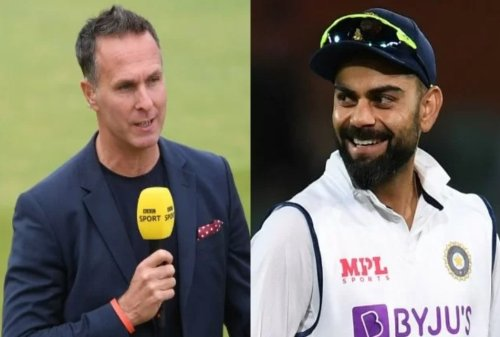 Vaughan trolls Team India on Twitter; Jaffer strikes back with an epic reply