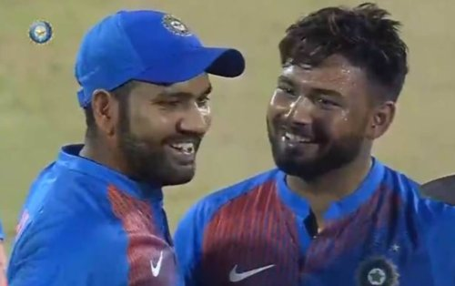 Rohit Sharma and Kedar Jadhav try to troll Pant on Instagram; southpaw gives a fitting reply