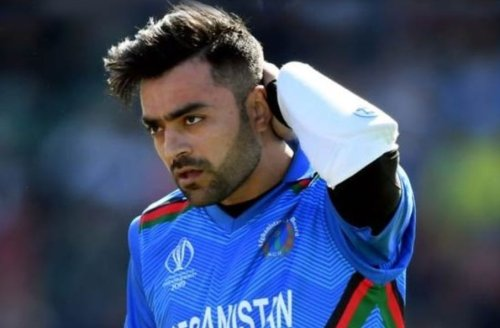 Never said I will marry once I win the World Cup, says Rashid Khan
