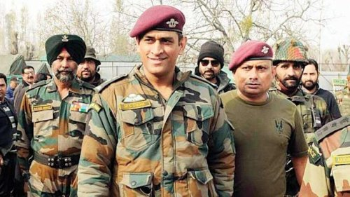 MS Dhoni included in 15-member high-level panel on NCC