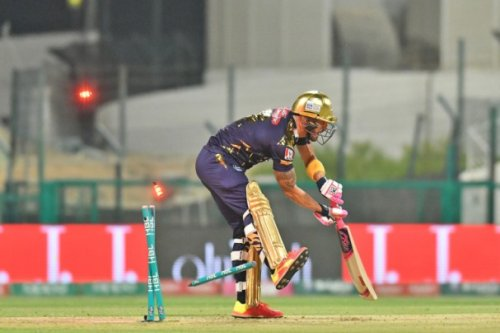 PSL: Wasim Wazir amazed Faf du Plessis with quick delivery