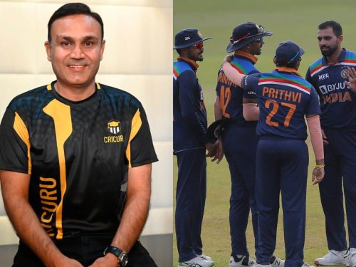 Virender Sehwag reveals the youngster's name whose ODI career is in danger - The12thMan