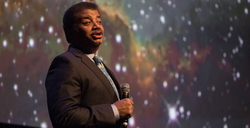 How Neil deGrasse Tyson Showed Me the Wonders of the Universe, Inspired My Career and Got me Through the Pandemic