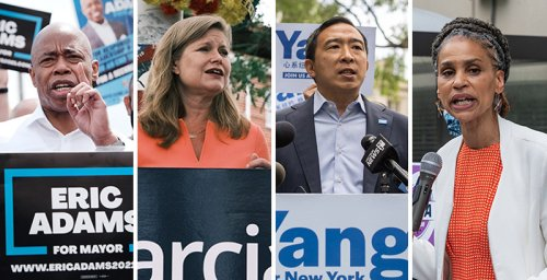 New York City Mayor's Race Features Striking New Posture on Charter Schools