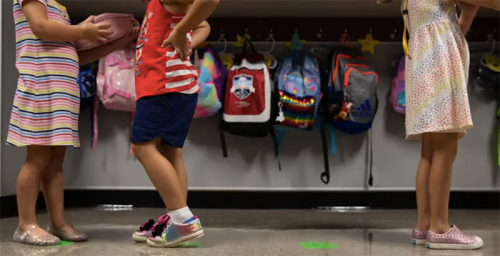 Study: Resuming In-Person Learning at Texas Schools Last Fall Accelerated Spread of COVID-19